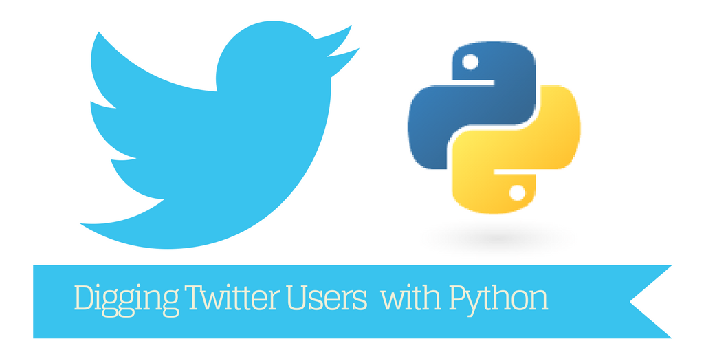 Digging Twitter Users with Python